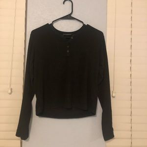 brandy long sleeve thermal shirt